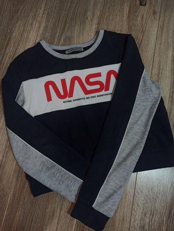 Укороченный свитшот NASA
