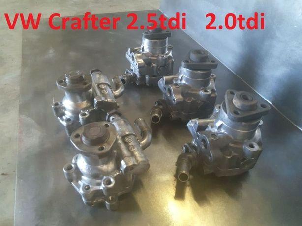 Насос Гидроусилителя Руля Гур 2.0, 2.5 VW Crafter Крафтер от 2006-2016