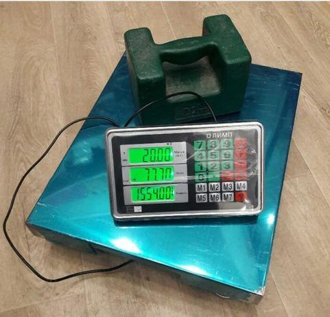весы с корекцией электронные