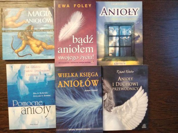 Książki o aniołach