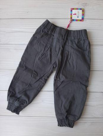 Брюки с подкладкой Ativo. Рост 86. Штаны штанишки джинсы на девочку