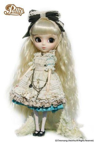 Кукла Pullip Romantic Alice Пуллип романтическая Алиса Романтичная ори