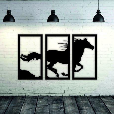 Картина из металла, для дома и офиса, Хит сезона, Лофт декор