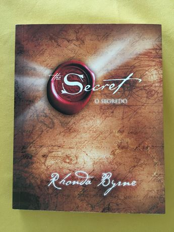 """Livro """"The Secret"""" (O Segredo), de Rhonda Byrne"""