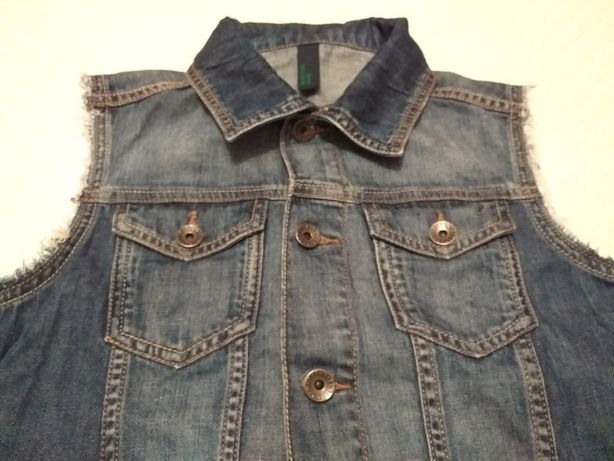 "Colete Ganga ""Benetton Jeans"""