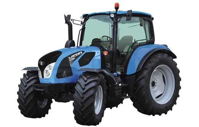 Landini 6H 115 (new holland, johne deere, valtra, case,deutz fahr