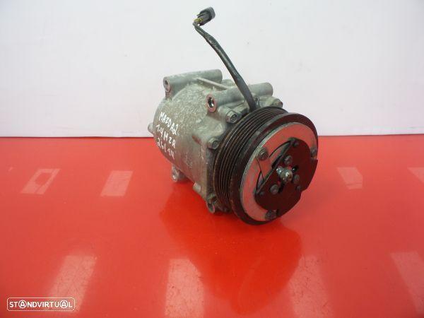 Compressor Do Ar Condicionado Mazda 2 (De_, Dh_)