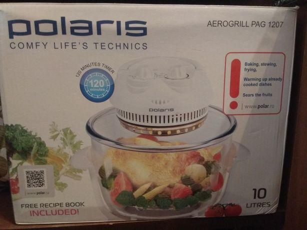 Аэрогриль новый Polaris. 10 литров.