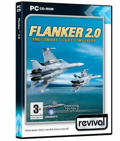 Flanker 2.0 (PC: Windows, 1999) - CD-ROM