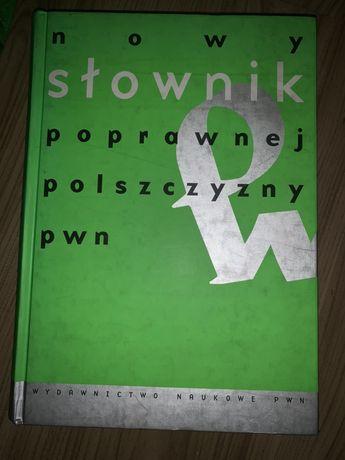 Słownik poprawnej polszczyzny PWN
