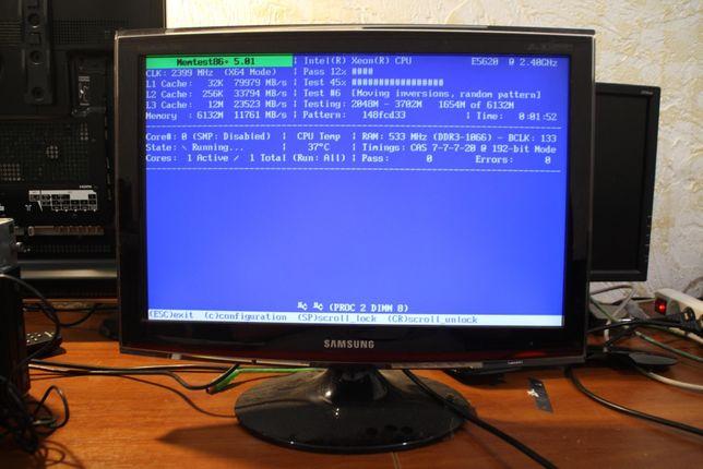 "20"" Samsung SyncMaster T200 1680x1050 D-sub/DVI"