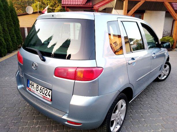 Mazda 2 2005R 1.4 Benzyna 80KM  z Niemiec OPŁACONA