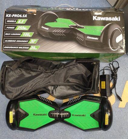 Deskorolka elektryczna Kawasaki KX-PRO6.5A ; Lombard Jasło Igielna