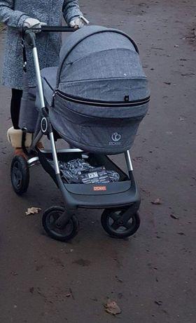 Wózek Stokke Scoot 2w1 +torba
