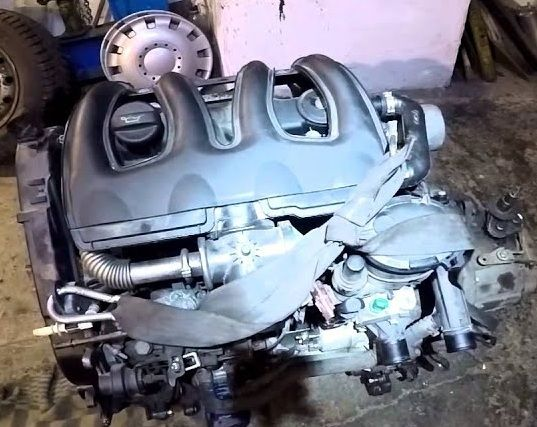 Головка двигателя 1.9d 2,0hdi 1.6hdi 1.4i насос берлинго партнер добло