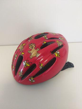 Детский вело шлем