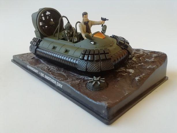 1/43 Hovercraft - James Bond [007] (Miniatura - Eaglemoss)