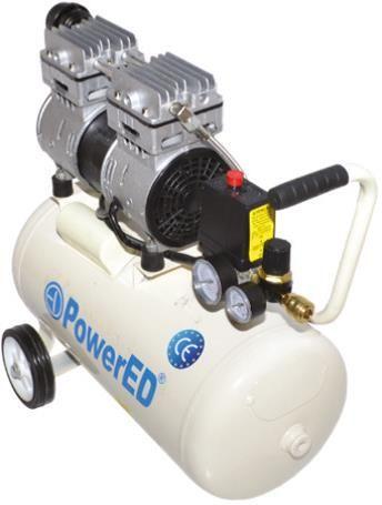 Compressores de Ar Silenciosos sem Óleo desde 24 até 100 litros