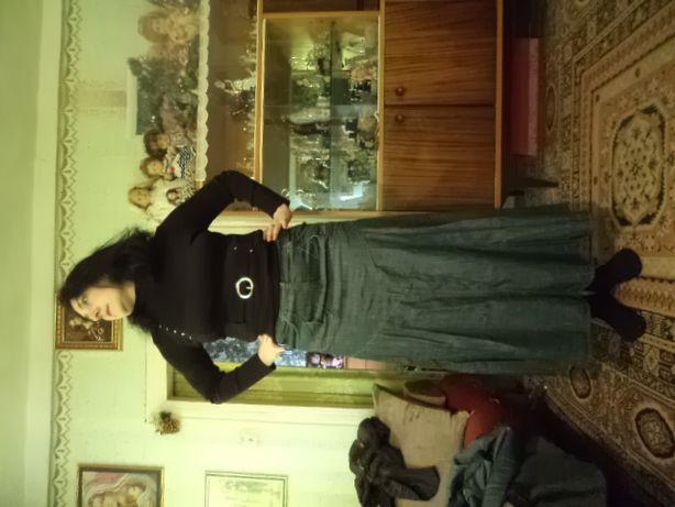 джинсовая юбка 50 р