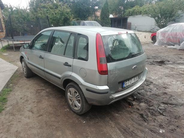 Зозборка форд фюжен 2005 р. 1.6 tdci