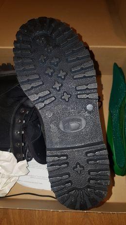 Buty wojskowe rozmiar 27 letnie