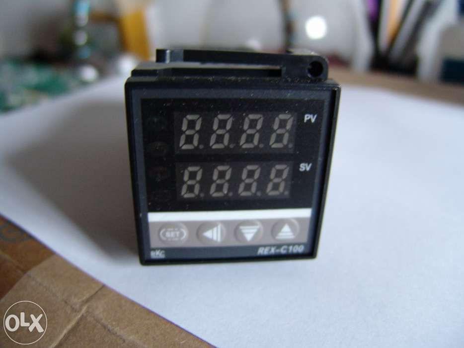 Termostato digital (0 - 400 graus) Ponte de Lima - imagem 1