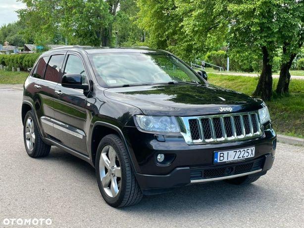 Jeep Grand Cherokee Jeep Grand Cherokee 3.0 4x4 Polski Salon Overland