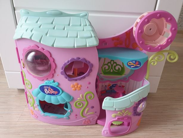 Domek Littlest PetShop