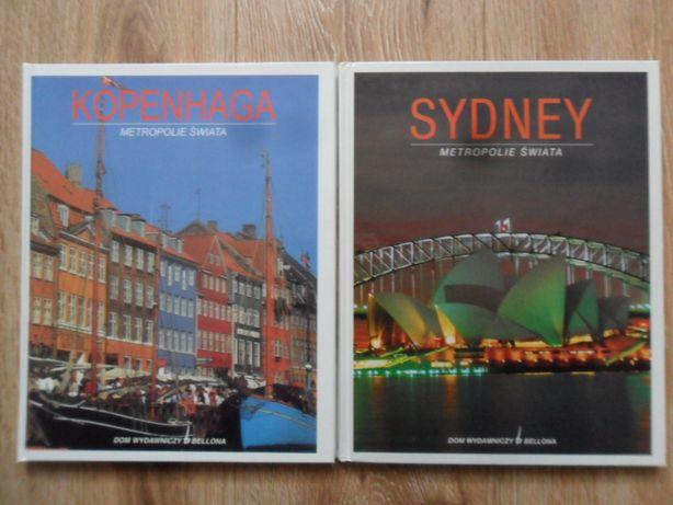 Metropolie świata - Kopenhaga, Sydney
