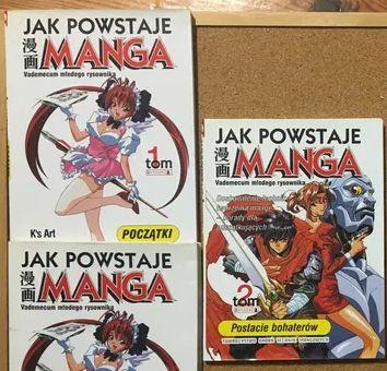 Jak powstaje manga Tom 1 i 2