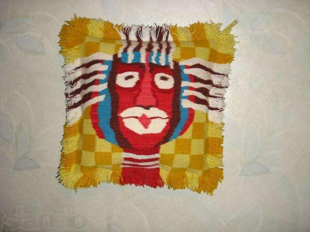 Подушки декоративные, гобелен ручной работы
