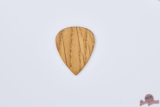 Drewniana Kostka Gitarowa DĄB Lepsze Brzmienie