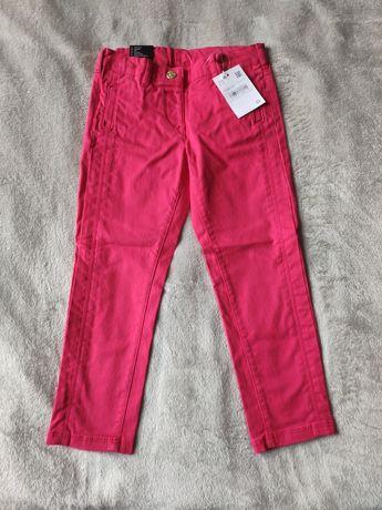 Новые джинсы ярко-малинового цвета 110 рост C&A Кунда