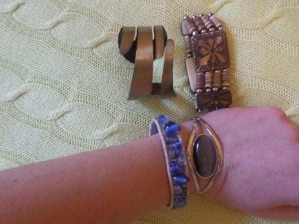 pulseiras novas