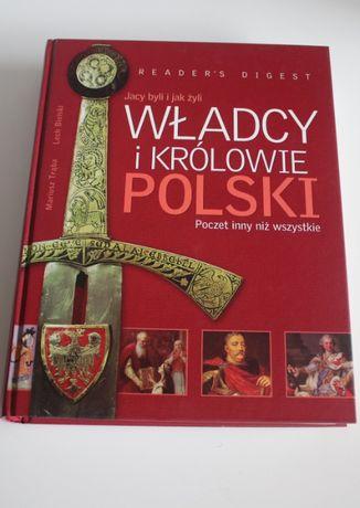 """Książka ,,Władcy i królowie Polski""""80"""