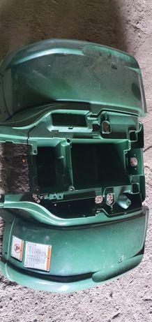 Owiewka Plastik tył Yamaha Gryzzli