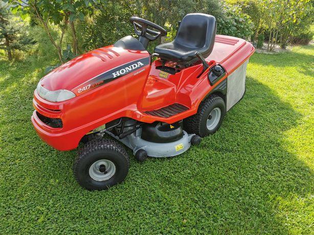 Traktorek Kosiarka Honda 2417 Pompa V2 17 Koni Godna uwagi!