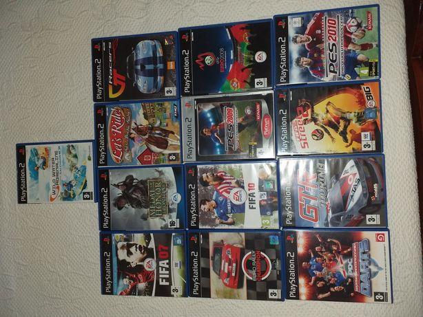 Jogos para PS2