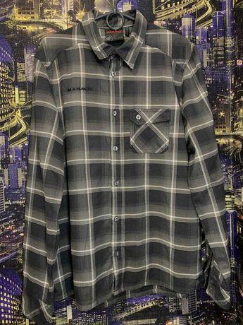 Рубашка мужская Mammut Оригинал р(L)