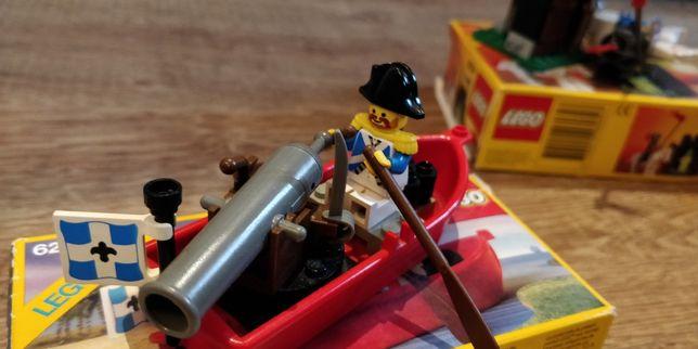 Zestaw LEGO 6245 z instrukcją i pudełkiem