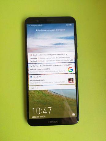 Huawei P Smart + 2 capas