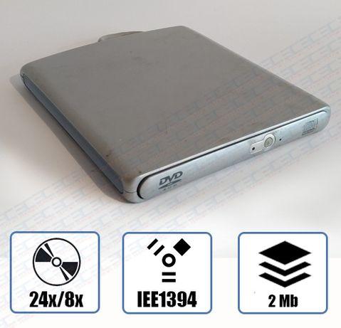 Внешний привод DVD Multi Combo (DVR-RW/CD-RW Drive) Firewire (IEE1394)