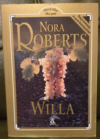 "Nora Roberts ""Willa"""