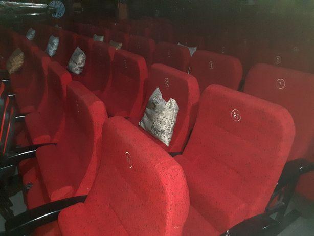 Fotele kinowe 60szt