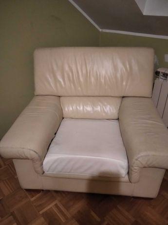 Fotel wygodny 2 szt + 2 kanapy