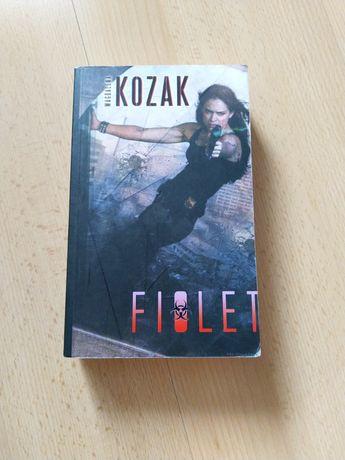 Magdalena Kozak - Fiolet