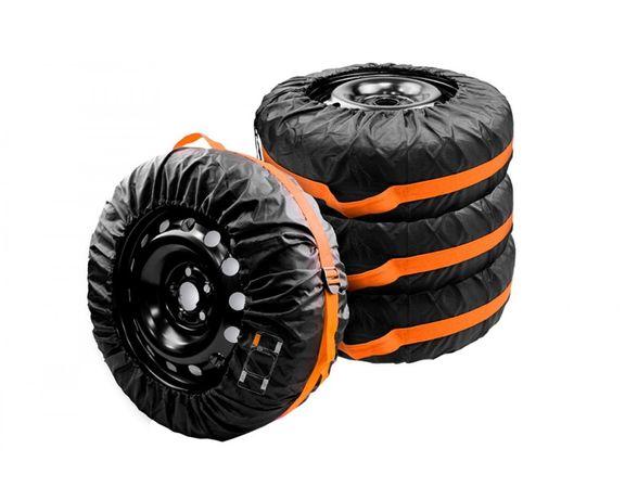 Чехлы на колеса, комплект чехлов для колес 4шт R13-R17