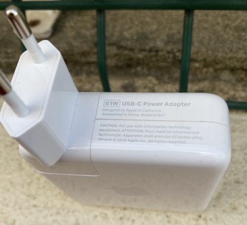 Carregador Adaptador originais Apple Iphone Ipad Macbook