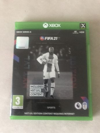 Fifa 21 - Xbox Series X - Portes Inclusos