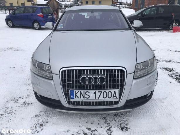 Audi A6 Allroad Audi A6 Allroad 4X4